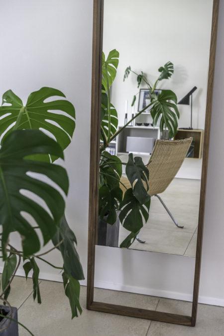 spejl træ Gedebjerg Design