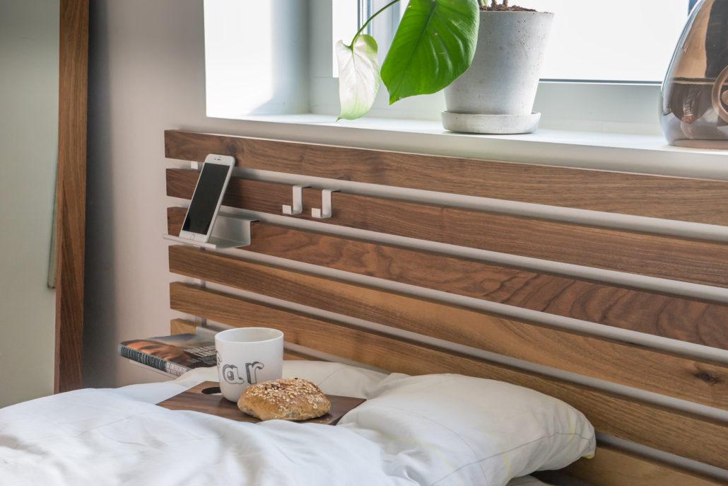 sengegavl træ Gedebjerg Design