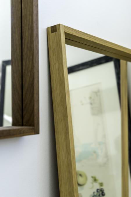 spejl design håndlavet