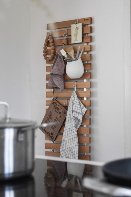 knagerække træ gedebjerg design køkken