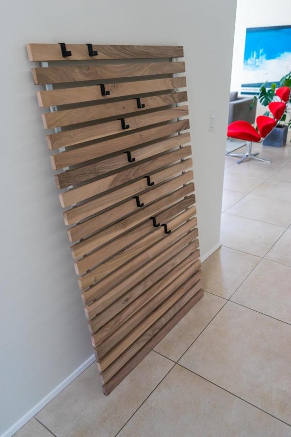 knagerække træ 120 x 145
