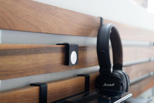 Apple watch dock træ